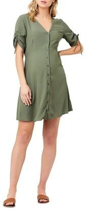 Ripe Mae Button Through Dress