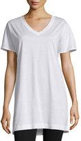 Hanro Laura Big Sleep Shirt, Azure