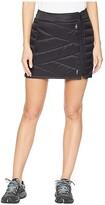 Smartwool Smartloft 120 Skirt (Black) Women's Skirt