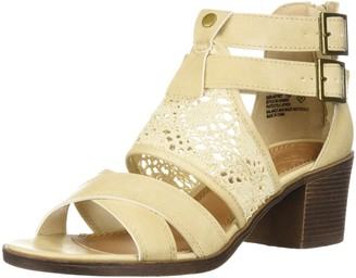 Sugar Women's SGR-Heyney Heeled Sandal