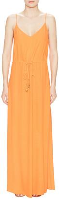 Vix Swimwear Solid Mary Long Dress