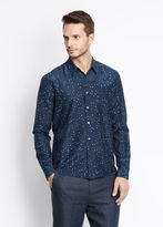 Vince Pencil Dot Shirt