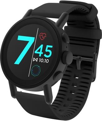 Misfit Vapor X Silicone Strap Smart Watch