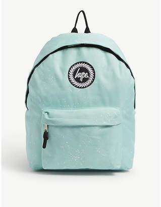 Hype Paint splatter backpack