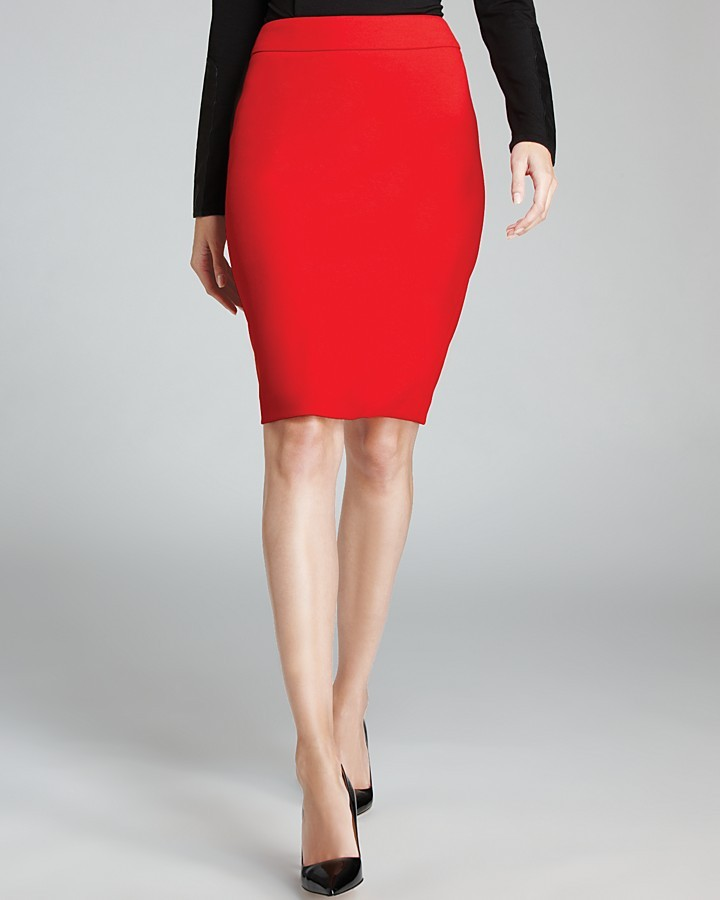 Jones New York Collection JNYWorks: A Style System by Lucy Slim Ponte Skirt