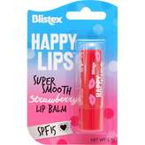 Blistex Happy Lips Strawberry Lip Balm SPF 15 3.7 g