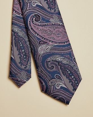 Ted Baker DRAWN Paisley silk tie