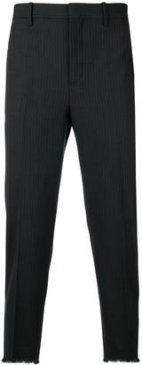 Neil Barrett Pinstriped Trousers