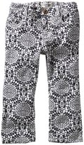 Osh Kosh Print Woven Pants (Toddler/Kids) - Navy-4