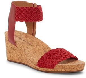 Lucky Brand Kierony Wedge Sandal