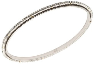 Alexis Bittar Crystal-Encrusted Spiked Bangle