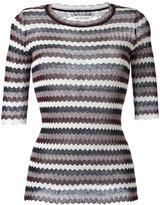 Etoile Isabel Marant 'Alicea' knitted blouse