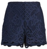 Cupcakes And Cashmere Women's Jennifer Lace Shorts