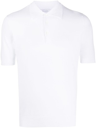 Cruciani Solid-Color Polo Shirt