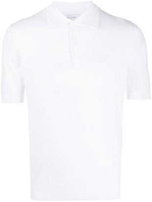 Cruciani Solid-Color Polo Shirt