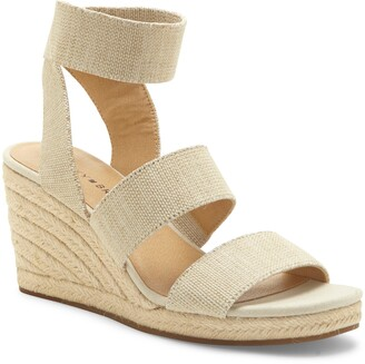 Lucky Brand Mindara Wedge Sandal