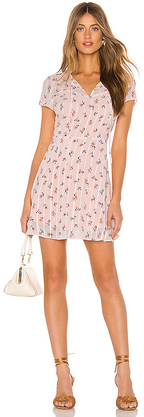 Line & Dot Malte Mini Dress