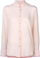 Paul Smith button-down sheer blouse - women - Silk - 38