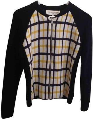 Gerard Darel Navy Cotton Knitwear for Women