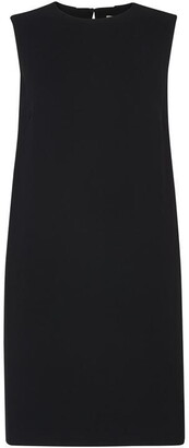 Whistles Cocoon Crepe Dress
