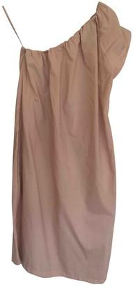 Aniye By Pink Cotton Dress for Women