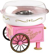 Nostalgia Electrics Vintage Collection Hard & Sugar-Free Cotton Candy Maker - Pink