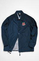 RVCA x Toy Machine Ripper Windbreaker Jacket