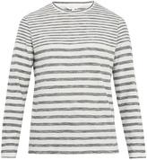 Orlebar Brown Sammy long-sleeved striped cotton T-shirt