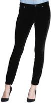 Blank Skinny Velvet Ankle Jeans