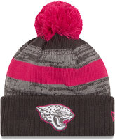 New Era Jacksonville Jaguars BCA Sport Knit Hat