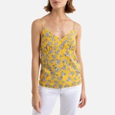La Redoute Collections V-Neck Cami