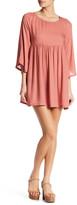 Rachel Pally Crepe Soli Mini Dress