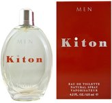 Kiton for Men Eau De Toilette Spray 4.2-Ounce/125 Ml