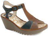 Fly London Women's 'Yila' Platform Wedge Sandal