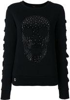 Philipp Plein skull sweatshirt