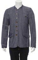 Diesel Lightweight Button-Up Jacket