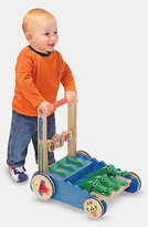 Melissa & Doug Infant Chomp & Clack Alligator Push Toy