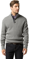 Tommy Hilfiger Textured Mockneck Sweater