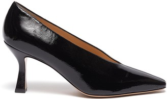 Fabio Rusconi 'Cagno' patent leather pumps
