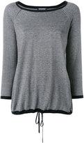 Woolrich drawstring jumper