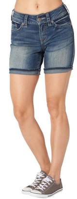 Silver Jeans Co. Suki Mid-Thigh Shorts