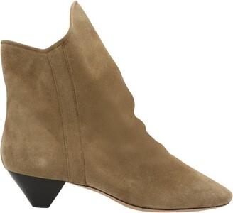 Isabel Marant Doey heeled ankle boots