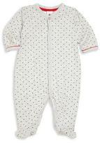 Petit Bateau Baby's Wool Blend Footie