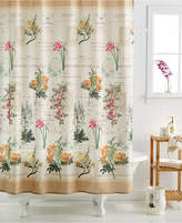 Avanti Bath Accessories, Alana Shower Curtain