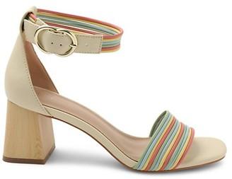 BCBGeneration Deka Ankle-Strap Sandals