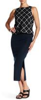 Brochu Walker Powell Wool Blend Skirt