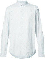 A.P.C. button-down shirt - men - Cotton - M