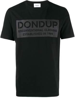 Dondup printed logo T-shirt