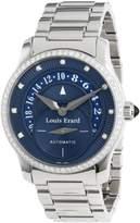 Louis Erard Women's 91601SE55.BMA16 Emotion Automatic Diamond Stainless-steel Date Watch