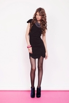 Finders Keepers River of Tears Dress in Black